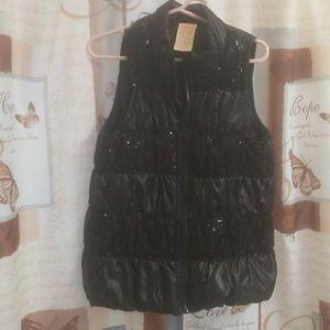 Faded Glory puffer vest
